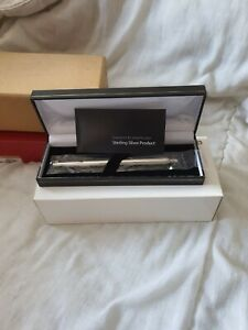 Solid Sterling Silver Pen