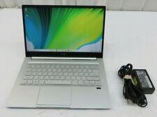 New listing Acer Swift 3 Sf314-42-R0Hp Amd Ryzen 5 2.38Ghz 256Gb Ssd 8Gb Ram Win. 10 Laptop