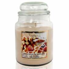 Fragrance Belgian Waffles Scented Jar Candle 18oz
