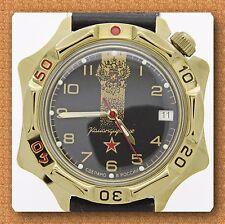Vostok   KOMANDIRSKIE russian military watch # 539792 new*
