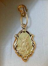 18k Gold St Michael the Archangel Medal Large, 2.3 grams, Catholic