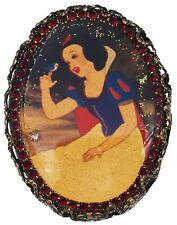 FBR01 COSPLAY Princess NEW  snow white  brooch