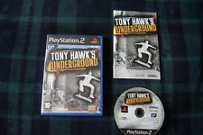 PS2 Tony Hawk's Underground 16+
