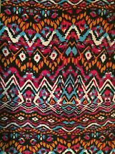 Lularoe - TC leggings tall and curvy - Multicolor Zig Zag lines and shapes