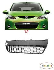 MAZDA SERIES 2 2007 - 2010 FRONT LOWER BUMPER CENTER GRILL GRILLE - D651501T0B