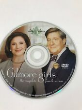 Gilmore Girls - Season 4 - Disc 3 - DVD Disc Only - Replacement Disc