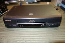 Panasonic Quasar Vhq-400 Vhs Vcr Player / Recorder 4-head 2-24-25 /H2