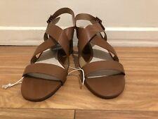 Brown Target Women's Sandals With Heel Size 9 BNWT