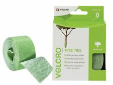 More details for velcro? brand one-wrap? tree ties 50mm x 5m green vel60201