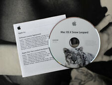 Mac OS X 10.6 Snow Leopard: Universal. Retail. Full Release (Apple)