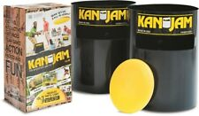 Kan Jam ® ORIGINAL Spiel Set Strandspiel Ziel Wurfspiel Disc Game KanJam NEU