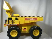 2000 Tonka Dump Truck Front End Loader Mighty Motorized Construction Not Working