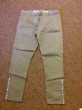 Ladies 16t Khakis by Gap Olive Skinny Mini