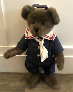 Boyds Bears Sailor U.S.S. BEARMERICA Navy Patriotic Teddy Bear