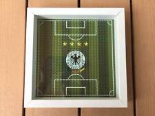 LEGO 71014 GERMANY SOCCER MINIFIGUES FRAME DISPLAY CASE BOARD PLATE 23X23CM NEW