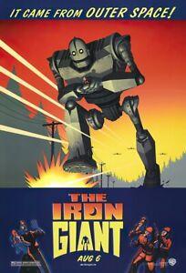 "The Iron Giant - Movie Poster / Print (Regular Style) (Size: 27"" X 40"")"