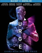 URGE (Pierce Brosnan) - BLU RAY - Region A - Sealed