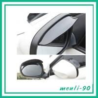2Pcs Cars Rear View Side Mirror Rain Board Eyebrow Guard Sun Visor Accessories