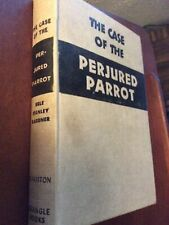 The Case of the Perjured Parrot by Erle Stanley Gardner (Triangle: 1945)