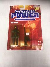 Captain Power Tritor Figure