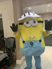 minions mascot costume adult One Size Good Condition