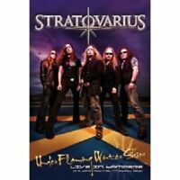"STRATOVARIUS ""UNDER FLAMING WINTER SKIES - LIVE IN TAMPERE""  DVD NEUF"