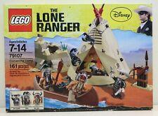 NIB Lego Lone Ranger Disney 79107 Comanche Camp