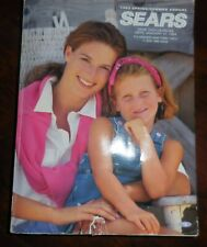 Vintage 1993 Sears Spring Summer Catalog. Last Year of Production