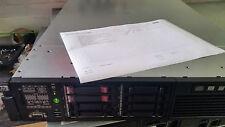 HP PROLIANT DL380 G6 Server 2x SIX CORE X5650 ** 12CORE*** 72GB* 300SAS VMWARE