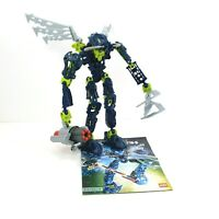 LEGO Bionicle Mahri Toa Hahli Set 8914 Complete with Instructions No Canister