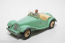 DINKY TOYS 102 MG M.G. MIDGET SPORTS CAR GREEN EXCELLENT CONDITION