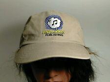 Dreamworks Publishing SKG Music Tan Baseball Cap Hat