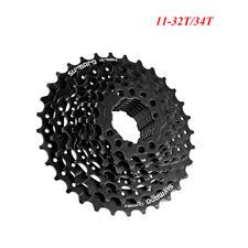 SHIMANO CS-HG200-9 MTB Mountain Bike Bicycle Cassette Freewheel 9 Speed Black