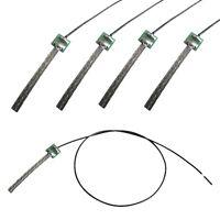 S427 - 4 Stück Schleifer Radschleifer Stromabnehmer für Waggonbeleuchtung Achsen