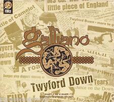 GALLIANO - Twyford Down (UK 6 Track CD Single Pt 1)