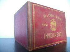 THE CABINET ALBUM - VIEWS OF INVERNESS