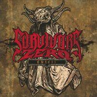 Survivors Zero - CMXCIX (CD, Oct-2009, Cobra Music) METAL