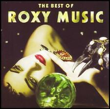 ROXY MUSIC - BEST OF CD ~ GREATEST HITS ~ LOVE IS THE DRUG ( BRYAN FERRY ) *NEW*