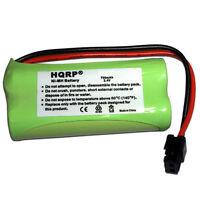 HQRP Batterie Téléphone sans Fil Pour Uniden BT-1021 BT1021 BT-1025 BT1025