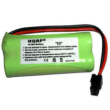 HQRP Cordless Phone Battery for Uniden BT-1021 BT1021 BT-1025 BT1025 DCX309
