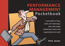 Performance Management Pocketbook (The Manager Series), Jones, Pam, Very Good Bo