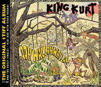 KING KURT 'Ooh Wallah Wallah' + singles CD + DVD promo videos sealed psychobilly