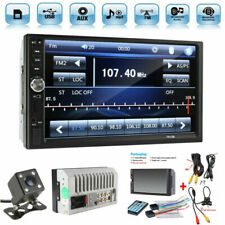 7020g HM Car Audio Stereo Mp5 Player With Rearview Camera 7 Inch Touch Screen U3
