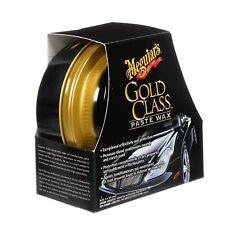 Meguiar's GOLD GLASS CARNAUBA PLUS Premium Paste Car Wax HIGH QUALITY Brand New