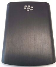 BlackBerry 9550 9520 Standard Battery Door Black Plastic Back Replacement OEM