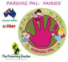 Parking Pal Car Magnet - Fairies - Car Decal, Children Safety in Carparks