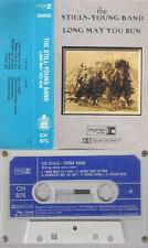 THE STILL - YOUNG BAND Long way you run  RARE SPANISH TITTLES CASSETTE SPAIN
