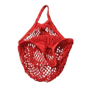 Produce Bags Reusable Grocery Cotton Mesh Shopping Organic Vegetable Bag Fruit