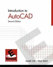 Introduction  to AutoCAD 2004 (2nd Edition) (ESource Series)