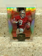 Steve Young 2016 Select #178 Silver Refractor